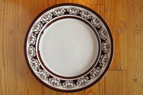 ARABIA KATRILLI 17.5cm cake plate/Esteri Tomula/アラビア カトリ—リ ケーキプレート