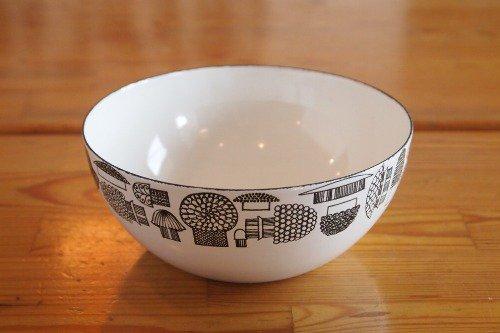 FINEL Tatti Enamel Bowl S/Esteri Tomula/フィネル きのこ ホーロー エナメル ボウル