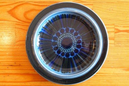 ARABIA BLUE KOSMOS 16cm Plate/アラビア ブルーコスモス プレート