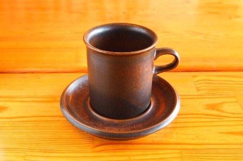 ARABIA Ruska Coffee C&S/アラビア ルスカ コーヒーカップ&ソーサー