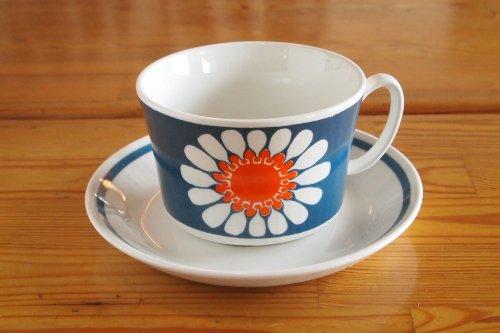 FIGGJO Daisy Tea C&S/ フィッジオ デイジー ティーカップ&ソーサー