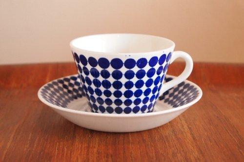 Gustavsberg ADAM Coffee C&S/stig lindberg/グスタフスベリ アダム コーヒーカップ&ソーサー
