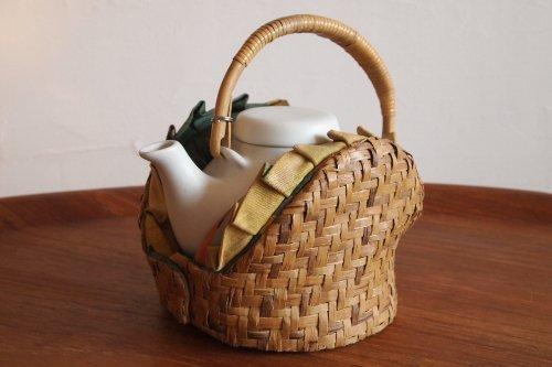 ARABIA アラビア Tea Pot ティーポット GA-1 White ホワイト白/Ulla Procope ウラ・プロコペ