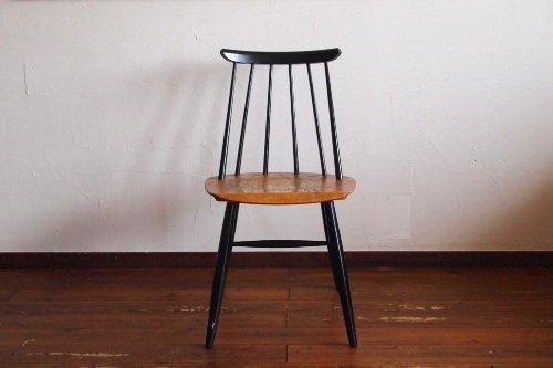 Ilmari Tapiovaara Fanett chair Black × Natural イルマリ・タピオヴァラ ファネットチェア