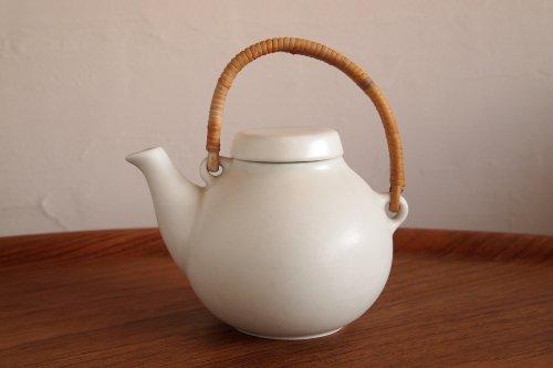 ARABIA アラビア Tea Pot ティーポット White/Ulla Procope ウラ・プロコペ