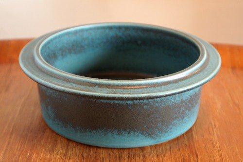 ARABIA アラビア Blue Ruska ブルールスカ φ18.5cm Bowl ボウル/Ulla Procope ウラ・プロコペ