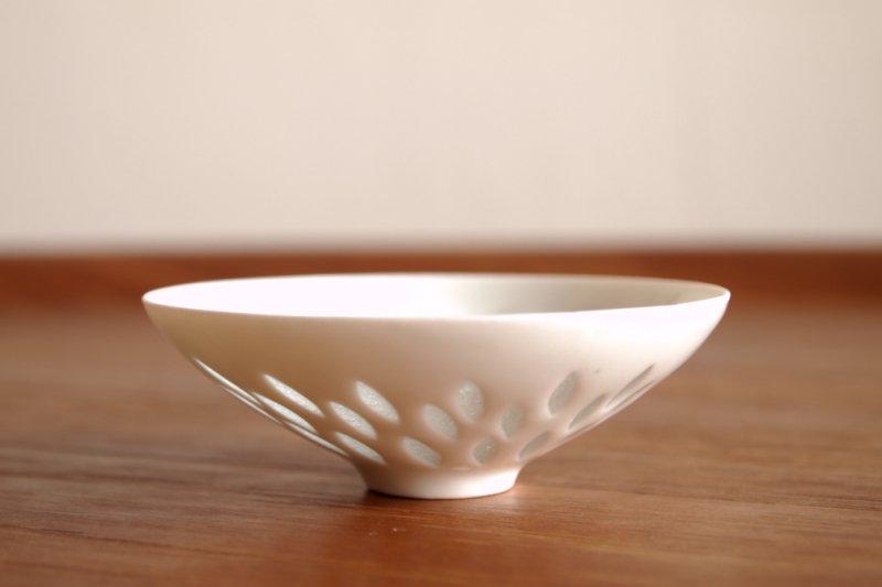 ARABIA アラビア Rice Pocelain ライスポーセリン 7.5cm Miniボウル 小鉢 1/Friedl Holzer Kjellberg