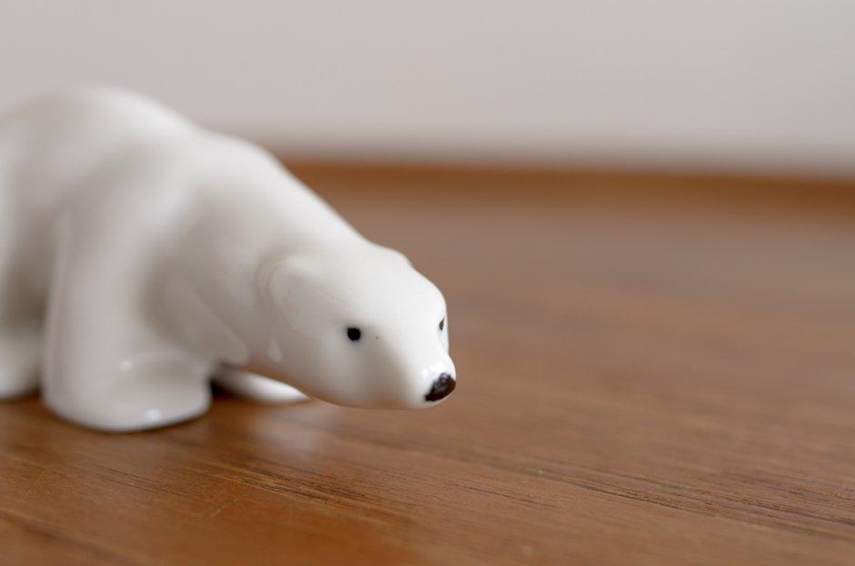 Arabia アラビア Polar bear シロクマ オブジェ/RAILI EEROLA