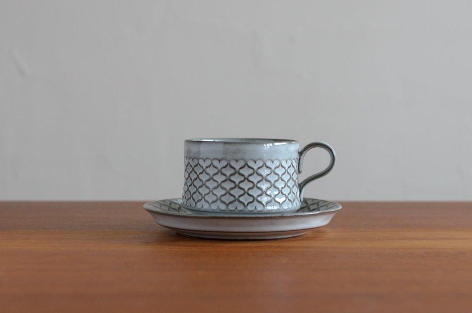 Cordial コーディアル カップ&ソーサー #2/Jens.H.Quistgaard イェンス・クイストゴー