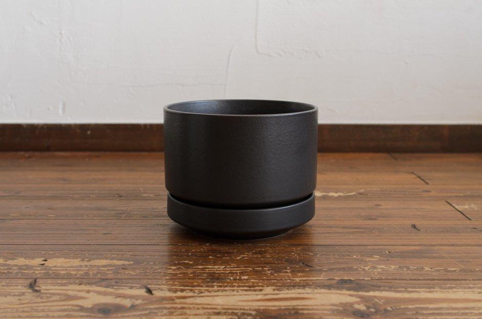 Aarabia アラビア フラワーポット 植木鉢 Black/SN-4 2.96L Richard Lind #2