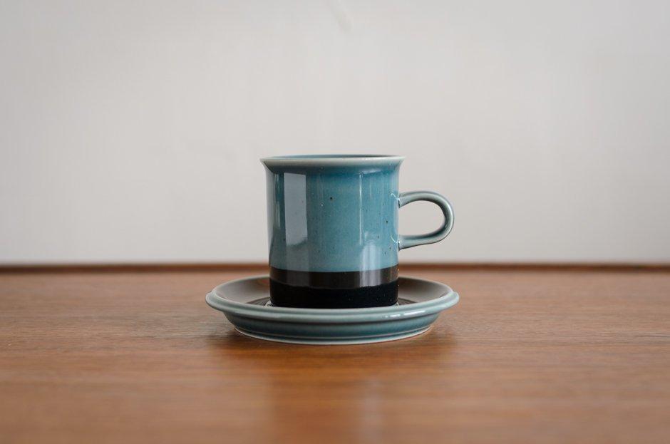 Arabia アラビア Meri メリ コーヒーカップ&ソーサー #3 Ulla Procope ウラ・プロコペ
