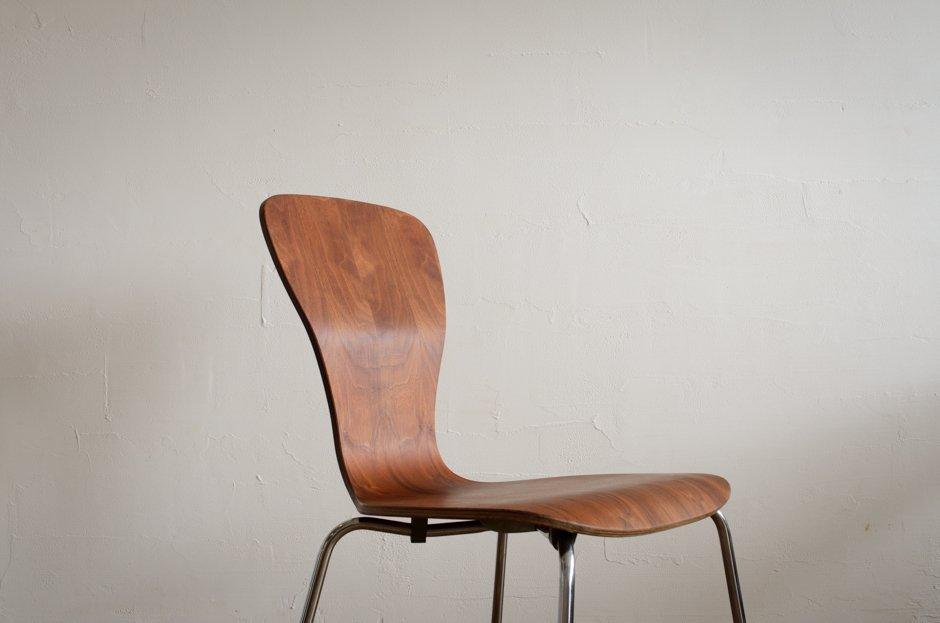 Tapio Wirkkala Nikke Chair Teak Asko Finland #1