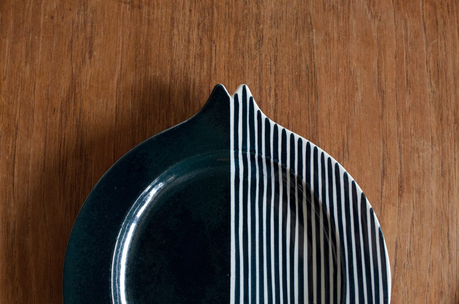 Aarabia アラビア GOG Fish Plate/Gunvor Olin-Gronqvist