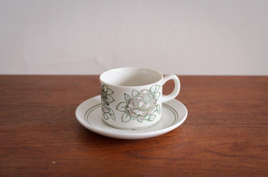 Gefle REBEKKA コーヒーカップ&ソーサー #1