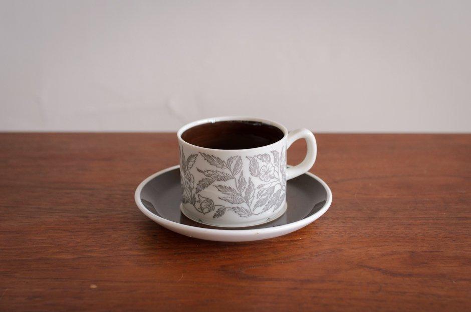 Gefle FONTANA コーヒーカップ&ソーサー #2