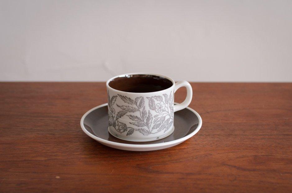 Gefle FONTANA コーヒーカップ&ソーサー #3