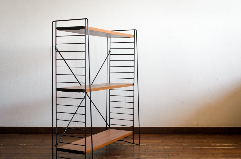 Tomado Vintage Teak Shelf