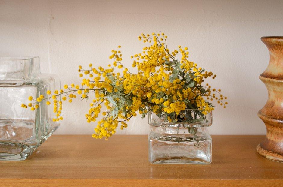 Riihimaki PALA Flower Vase M Helena Tynell