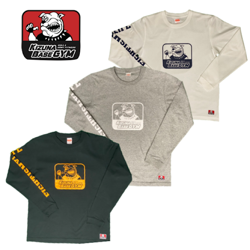 <img class='new_mark_img1' src='https://img.shop-pro.jp/img/new/icons29.gif' style='border:none;display:inline;margin:0px;padding:0px;width:auto;' />KBGロングスリーブTシャツ