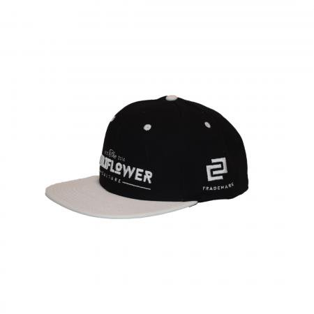 Cauliflower Culture Hat (Black)