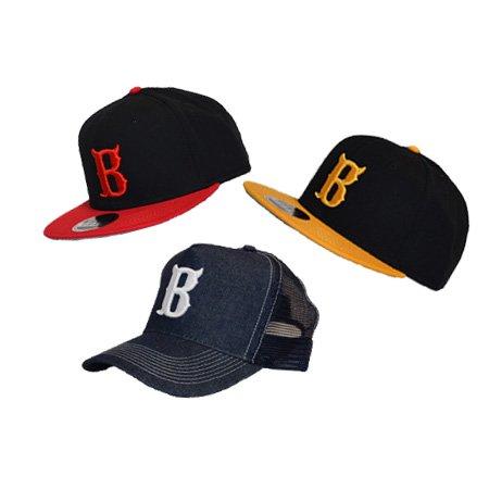 BONDS-B-ロゴCAP