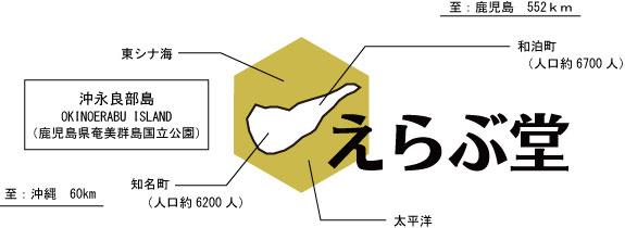 沖永良部島の特産品をお届け!『えらぶ堂』