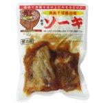 沖縄そば屋の味 ソーキ