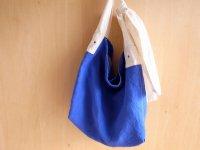 scarf knot bag