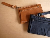 mini wallet-tassel
