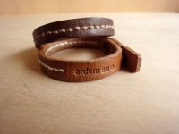 WASH LEATHER BRACELLET