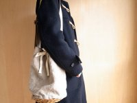 linen pouch basket