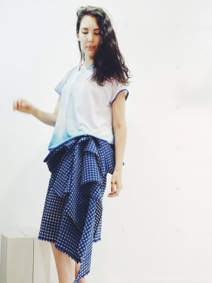 [ 60%OFF ] 3DプリントTシャツ ( 雨宿り ) ♫