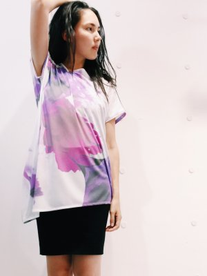 [ 60%OFF ] 3DプリントTシャツ ( Bloom )