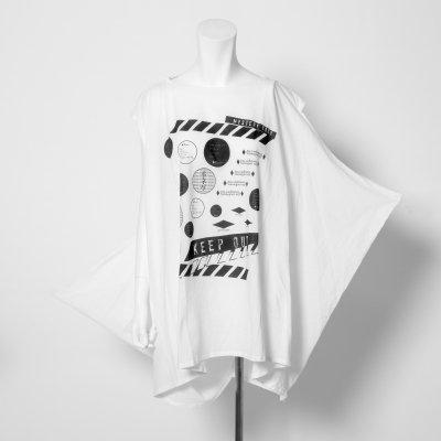 [30%0FF] AR-Tシャツ ( ホワイト )