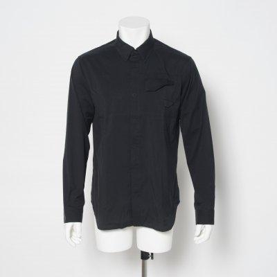 エンジニアシャツ(ブラックL)