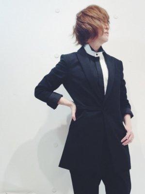 アウトラストドレスジャケット(ブラック)
