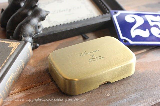 カード収納ボックス|カード箱(アイアン)