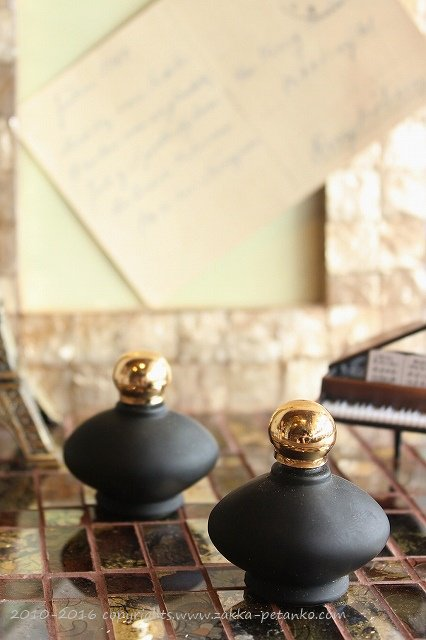 アンティークボトル 香水瓶(No.8)