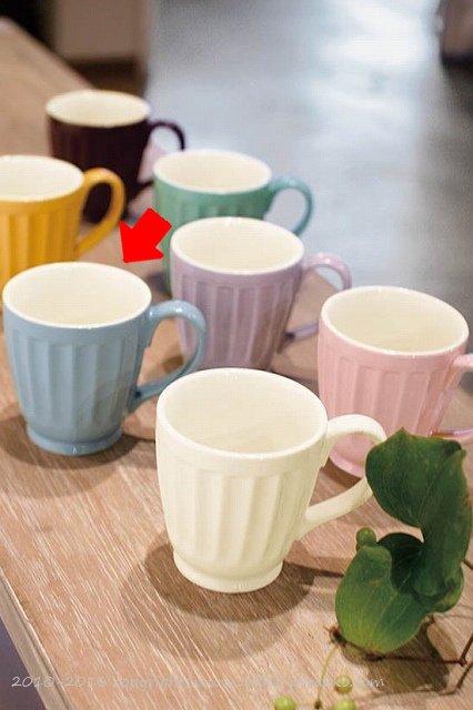 マグカップ|陶器(ブルー)