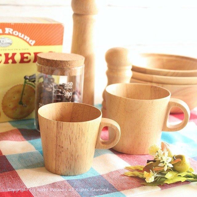 木製マグカップ(Lサイズ)