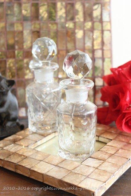 ガラス瓶(L)|アンティーク瓶