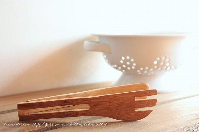 トング(S)|木食器