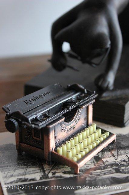鉛筆削り|インテリアオブジェ(タイプライター)