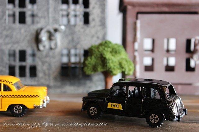鉛筆削り|ミニカー(ロンドンタクシー)