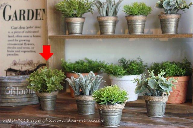 多肉植物(Sサイズ)|造花A
