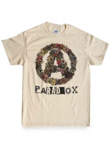 PARADOX / BOTANICAL A COLOR TEE - NATURAL