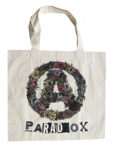 PARADOX / BOTANICAL A COLOR TOTE BAG