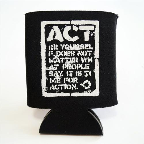 ACT / KOOZIE2 - BLACK