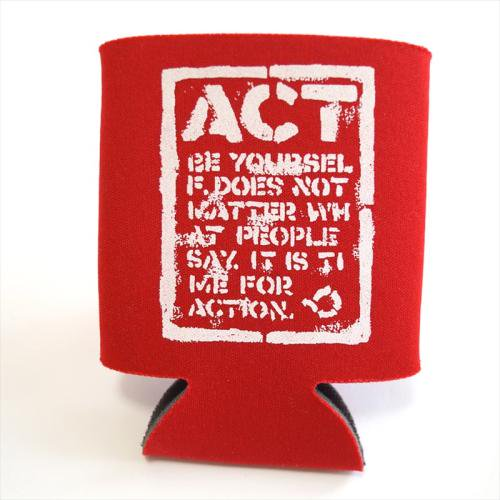 ACT / KOOZIE2 - RED