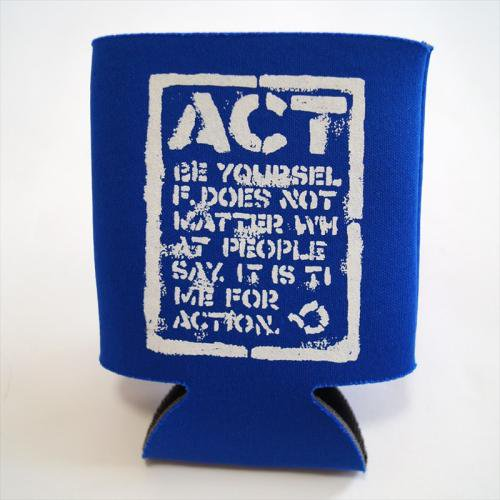 ACT / KOOZIE2 - BLUE